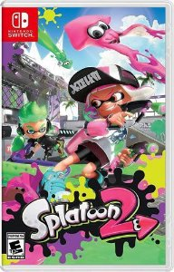 Game Splatoon 2 - Switch