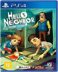 Game Hello Neighbor Esconde-Esconde - PS4
