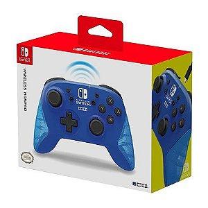 Controle Sem Fio Nintendo Switch Azul - Hori