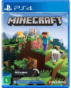 Game Minecraft Starter Edition - PS4
