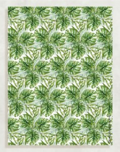 Papel Crepom Floral 03 - Tropical - 30 unid