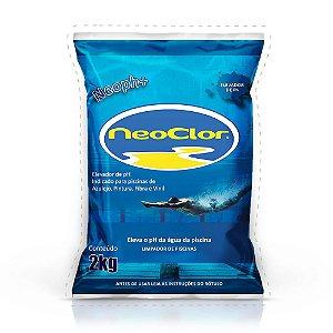 Barrilha Leve Elevador de pH NEOPH+ Neoclor 2KG
