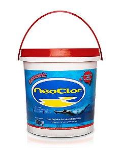 Cloro ECONOMIC Neoclor Balde 10KG
