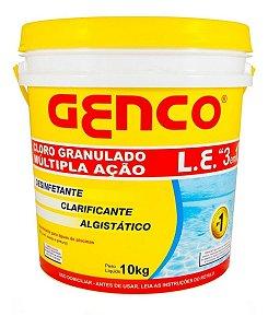 Cloro Genco Multiação 10KG