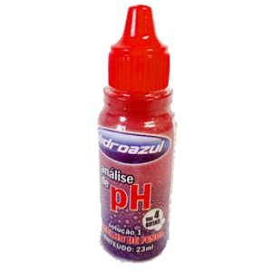 Reagente pH 23ML Hidroazul