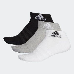 Meias Cushioned Ankle 3 Pares Adidas - Masculino