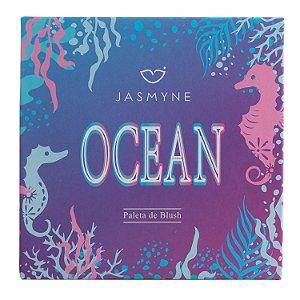 Paleta de Blush Ocean Jasmyne A - B