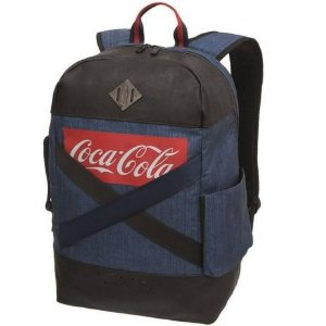 Mochila Coca Cola Denim Pro G Jeans