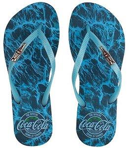 Sandália Coca Cola - Feminino