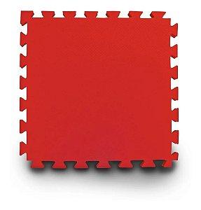 Emborrachado Tatami Vermelho 1X1X19MM