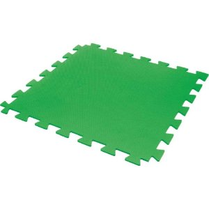 Emborrachado Tatami Verde Escuro 1X1X19MM