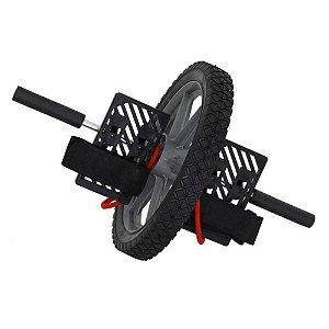 Roda Multi Exercícios Abdominal Core Wheel ProAction