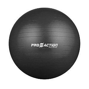 Bola Suiça De Ginástica E Pilates 75Cm Proaction