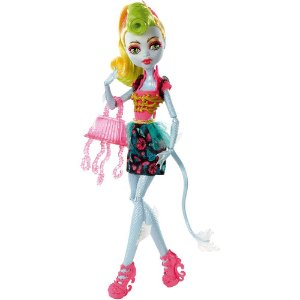 Boneca Monster High Fusion Lagoonafire Mattel