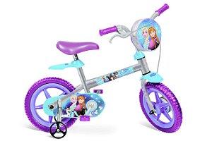 Bicicleta Frozen Bandeirante