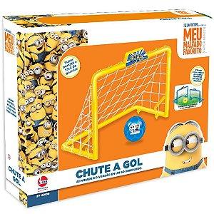 Brinquedo Jogo de Futebol Chute a Gol Minions 2855 - Lider