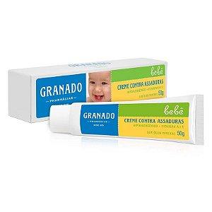 Creme Contra Assaduras Bebê Tradicional 50g Granado