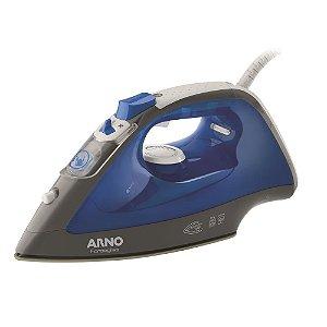 Ferro de Passar a Vapor Forcegliss FFC1 com Spray Azul- Arno