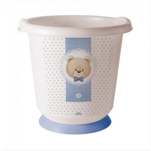 Banheira Sensitive Ofurô Urso Baby Plasútil