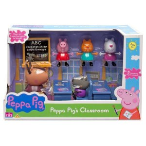 Conjunto Miniatura Peppa Dtc
