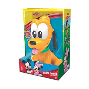 Boneco De Vinil Pluto - Lider