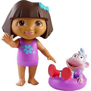 Dora E Botas Amigos Mattel