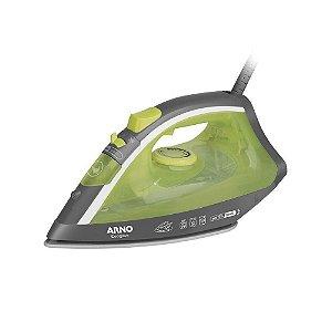Ferro Verde De Passar A Vapor Ecogliss Com Spray - Arno