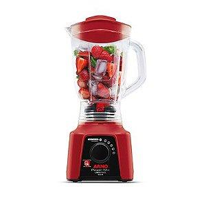 Liquidificador Arno Power Mix Vermelho