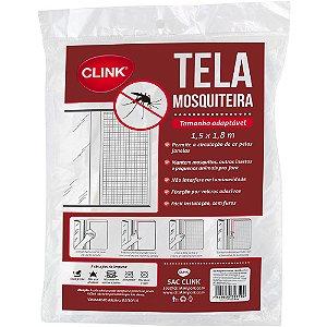 Tela Mosquiteiro Poliéster 150x180cm - Clink