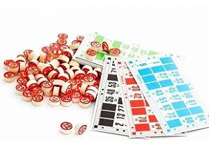 Bingo Jogo Divertido Fwb