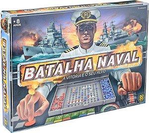 Jogo de Estratégia Batalha Naval Original Grow