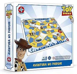 Jogo De Tabuleiro Toy Story Estrela