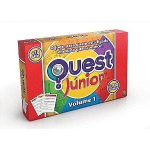 Quest Júnior Volume 1 - Jogo de Tabuleiro - Grow