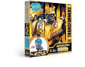 Quebra Cabeça Grandão 120 Peças - Transformers – Toyster