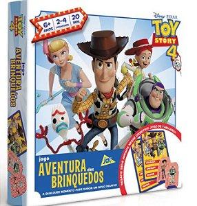 Jogo Aventura Dos Brinquedos Toyster