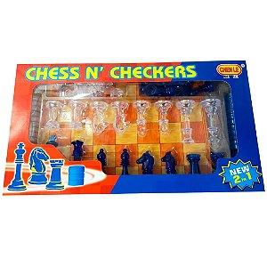 Jogo de Xadrez Cim Toys