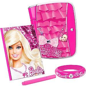 Diario Barbie Fashion Rosa - Mattel