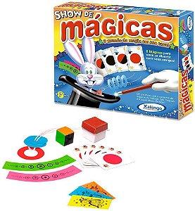 Jogo Show De Mágica Xalingo