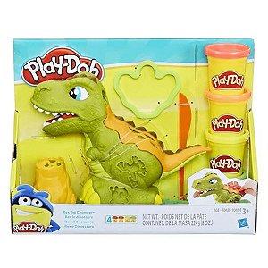 Play Doh Rex O Dinossauro E1952 - Hasbro