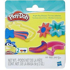 Play Doh Moldes Celestes - Hasbro