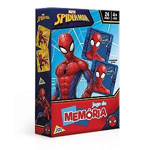 Jogo da Memória Disney Marvel Spider-Man - Toyster