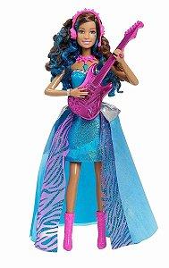 Boneca Barbie Rock Erika Mattel