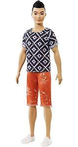 Boneco Ken Fashionista - Mattel