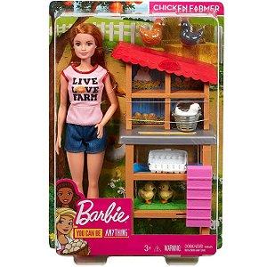 Boneca Barbie Profissões Mattel