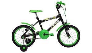 Bicicleta  Cairu 16 MTB 10  Verde