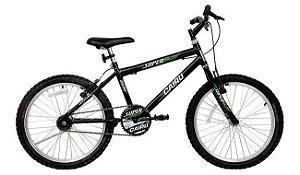 Bicicleta Cairu 20 Preto