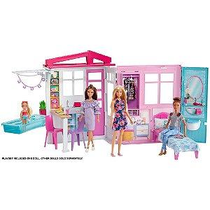 Boneca Barbie Casa - Mattel
