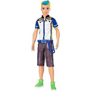 Boneco Ken Barbie Hero Loiro Mattel