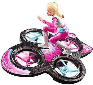 Aventura nas Estrelas Hoverboard da Barbie - Mattel