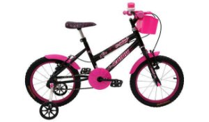 Bicicleta Cairu 16 MTB Pink
